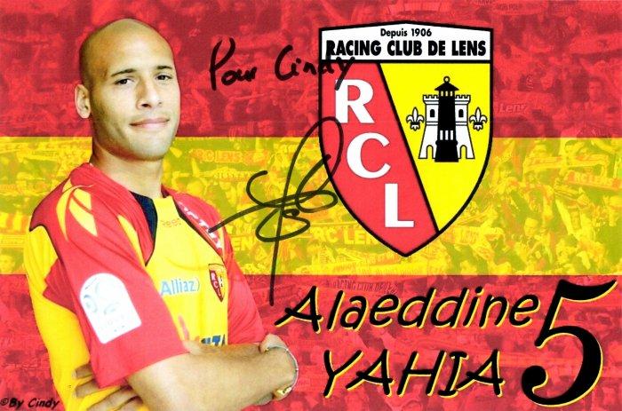 Alaeddine Yahia ❤