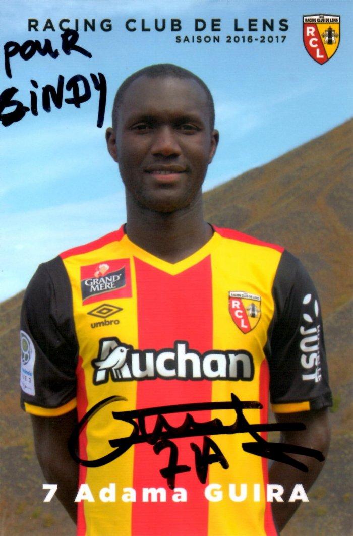 Adama Guira ❤