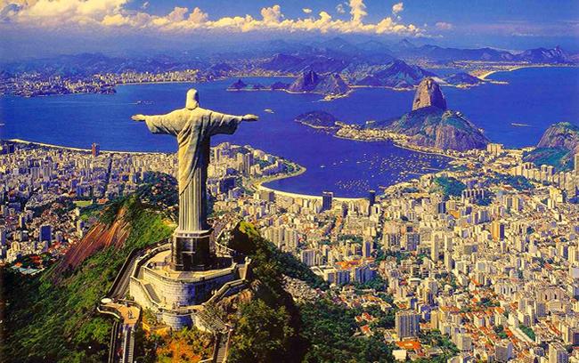 El Corcovado Rio de Janeiro