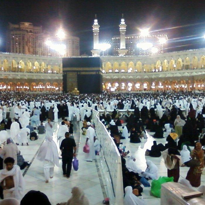 à la Mecque en 2011.