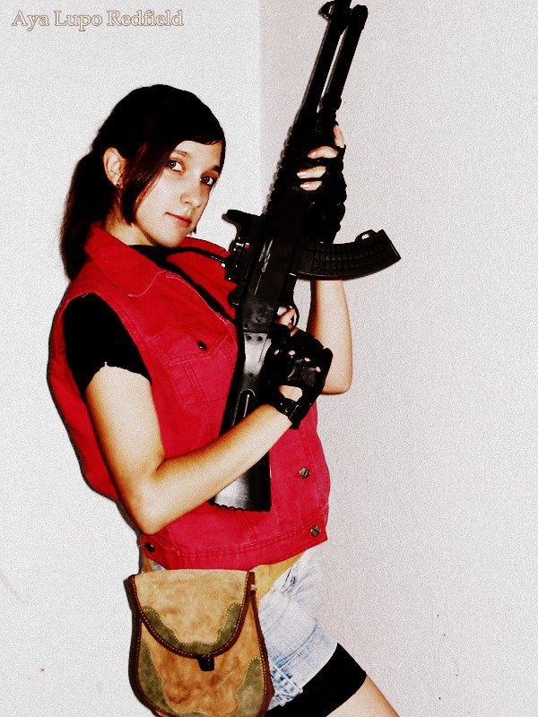 Claire Redfield (the darkside chronicles)  by Aya