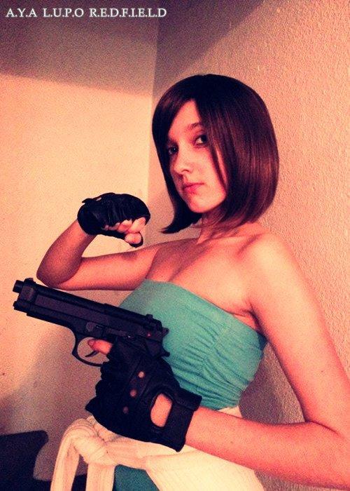 Jill Valentine (RE3) by Aya