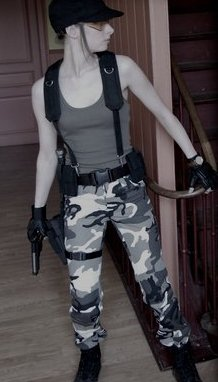 Jill Valentine (RE Rebirth) by Jessica