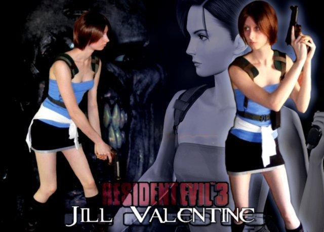 Jill Valentine (RE3) by Jessica