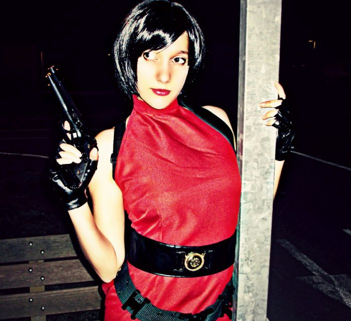 Ada Wong (RE the darkside chronicles) by Aya