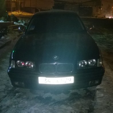 BMW E36 316 IS