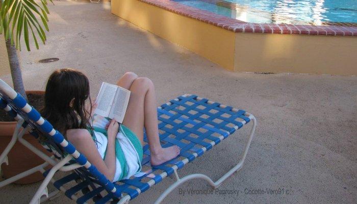 Moi et la littérature en mars 2014 à Porto Rico
