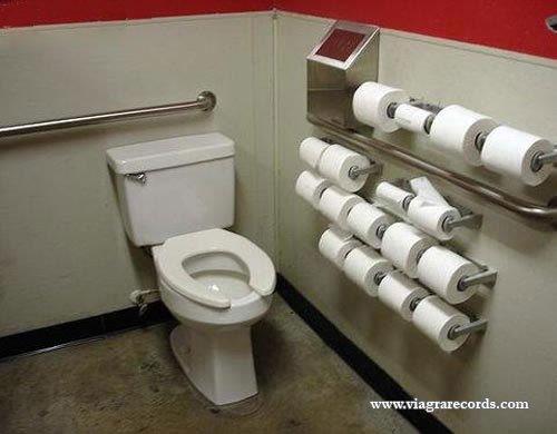 le paradit toilette million de roulo