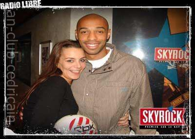thierry henry et marie