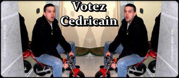 votez cedric