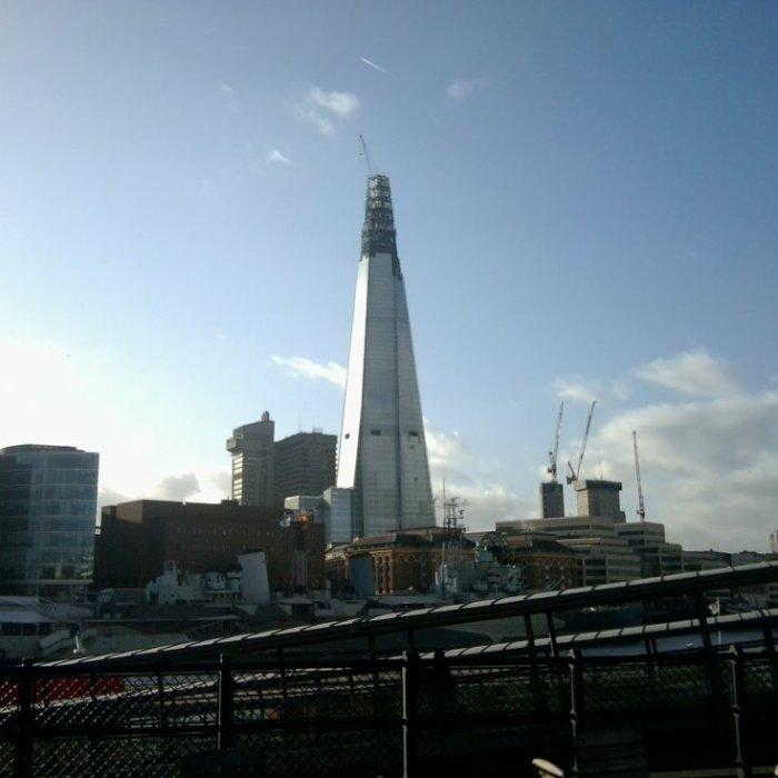 LONDRES DECEMBRE 2011