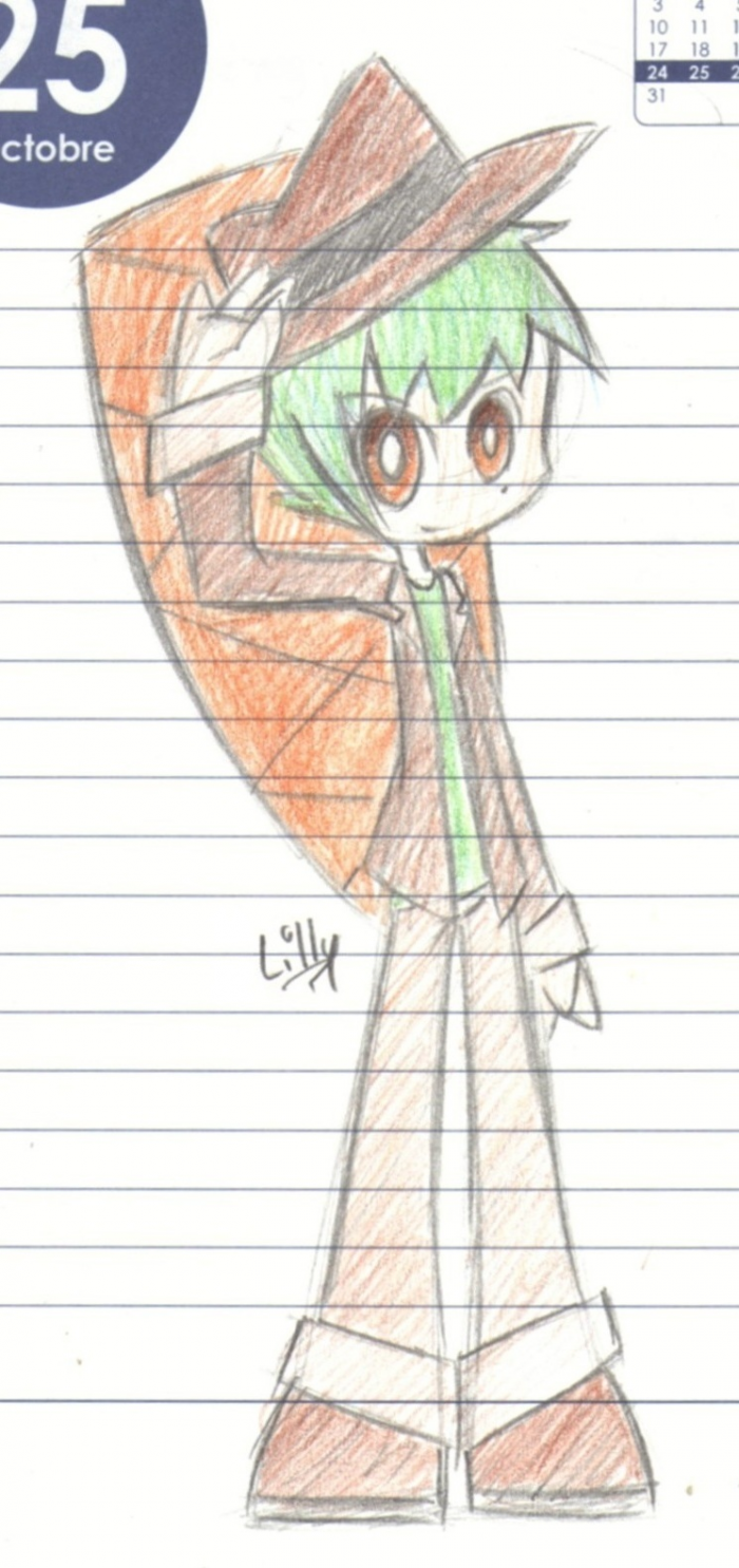 Perry l'ornithorynque >u<