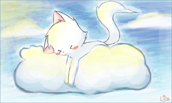Flocon de Neige / CloudTail