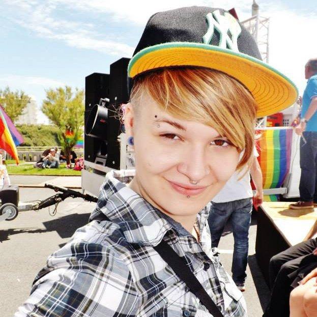 Gay Pride Biarritz♥
