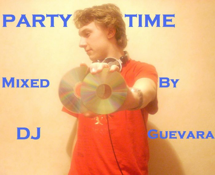Party Time By Dj Guevara