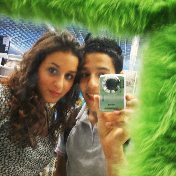 meu irmão e eu