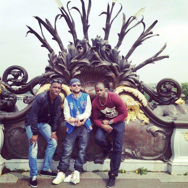 Kings in #paris