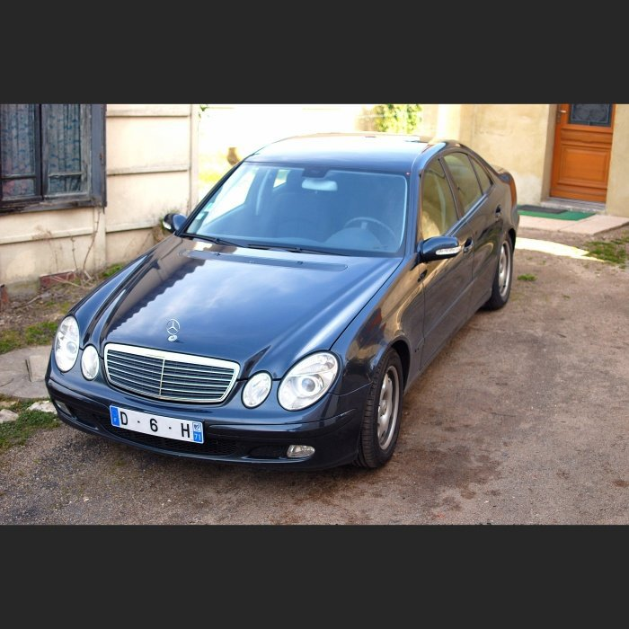 Nouvelle voiture <3