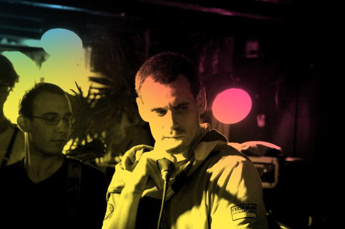 voici la dernier photo de concert Mac Daid's  ce dernier ven