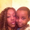 Moi et mon bébé rayane