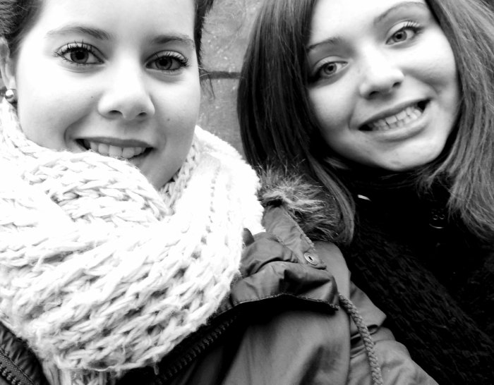 Charline ❤ (quand le froid s'installe!)