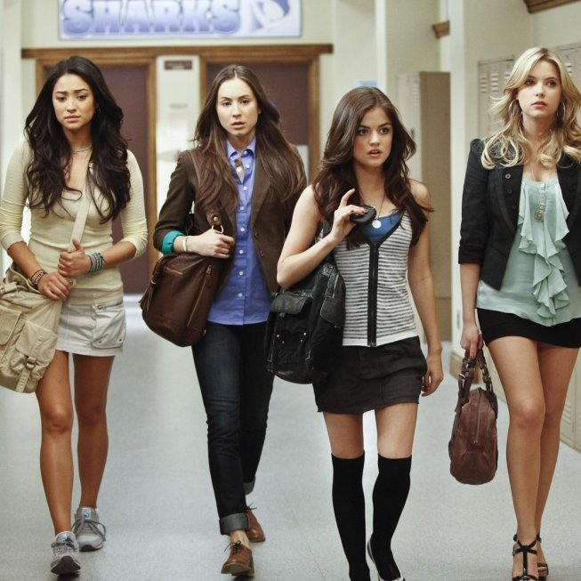 Pretty Little Liars Cast --> I Love Them ♥