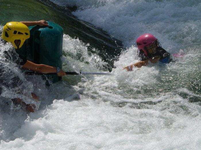 Rafting (y)