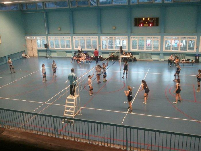 Massalia VS Marseille Volley