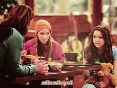 Miley et Lili et Ribo