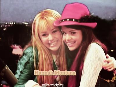Hannah Montana et Mikaella
