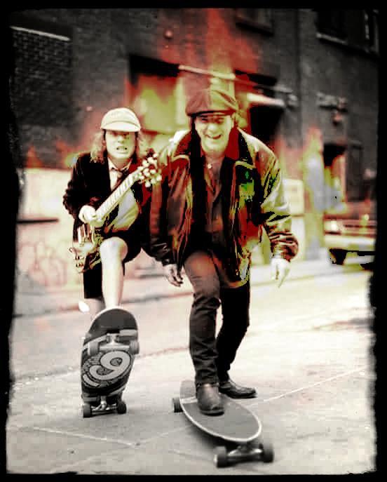 AC/DC SKATE