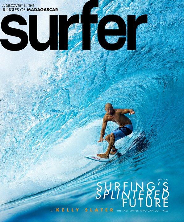KELLY SLATER > Surfer !