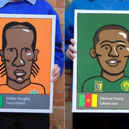 kmer vs ivoirien,etoo 4life ^^