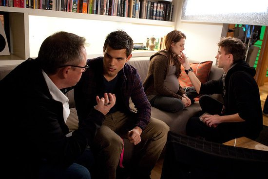 Bill, Taylor et Kristen