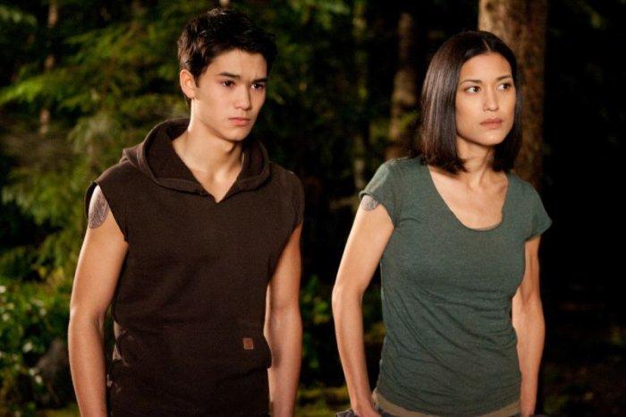 Leah et Seth