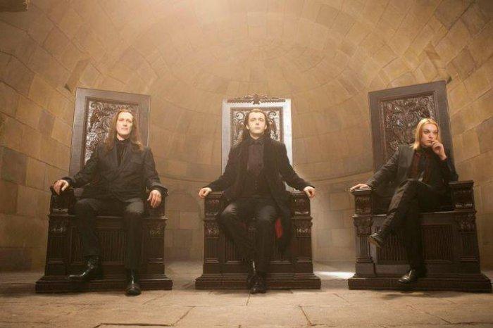 Marcus, Aro & Caius
