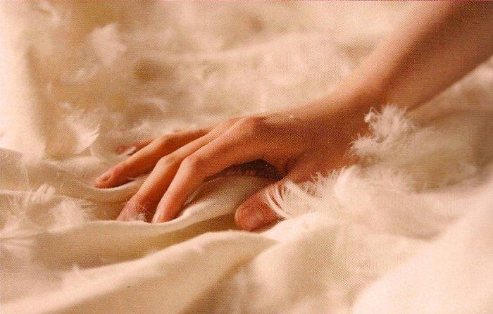 La main de Kristen