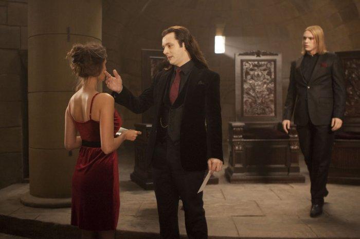 Les Volturi reçoivent l'invitation au mariage