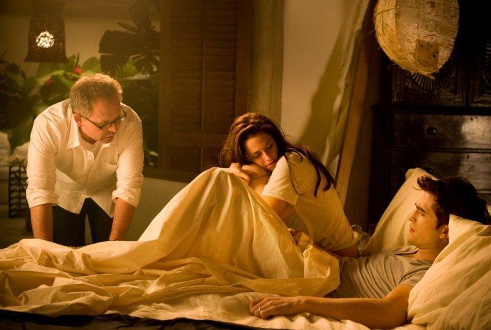 Bill Condon, Kristen & Robert