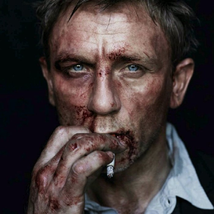 Daniel Graig - James Bond
