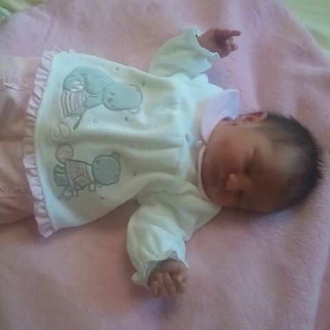 cynthiana a la naissance