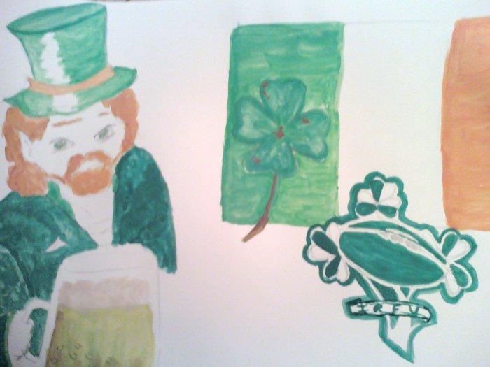 irlande par moi