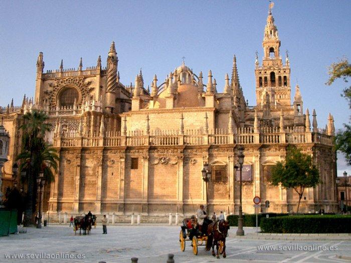 Cathedral de Sevilla