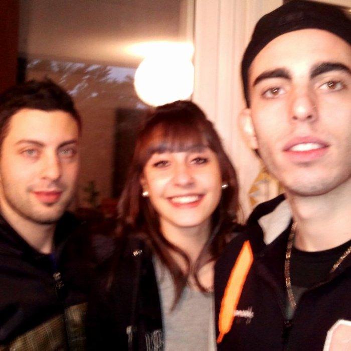 Mes frères <3