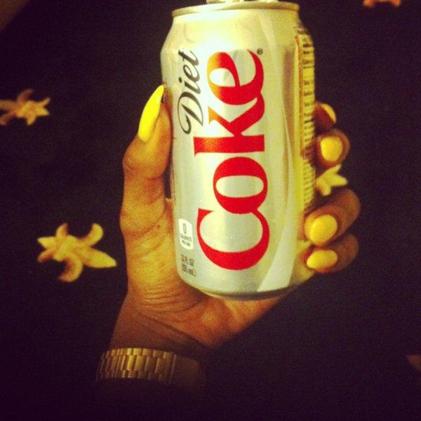 Diet Coke nous