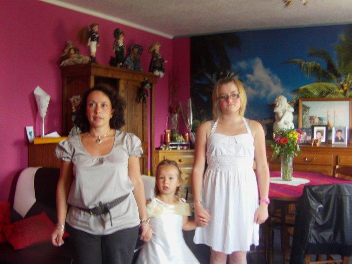 Carole , Jade et moi