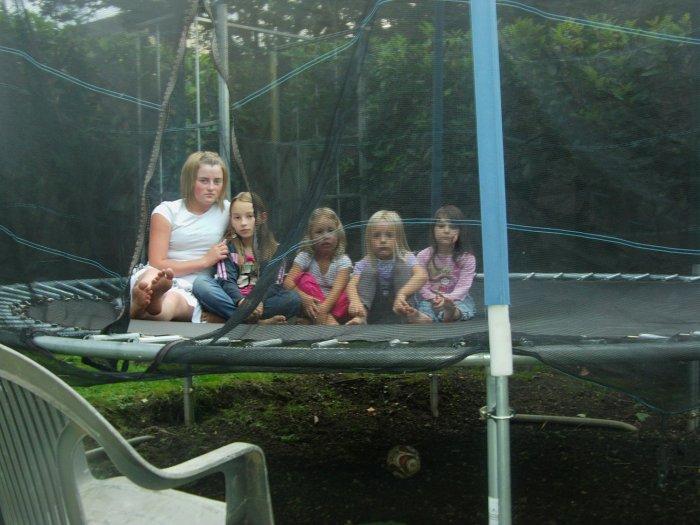 Océane , Maélys , Jade , Alexia et Moi