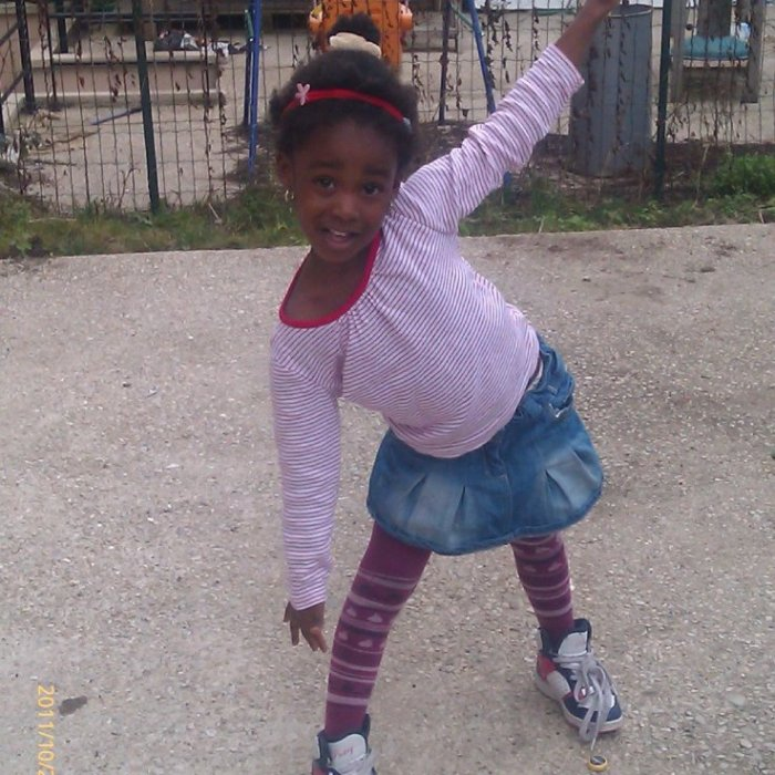 Ma Niece d'amour <3 <3