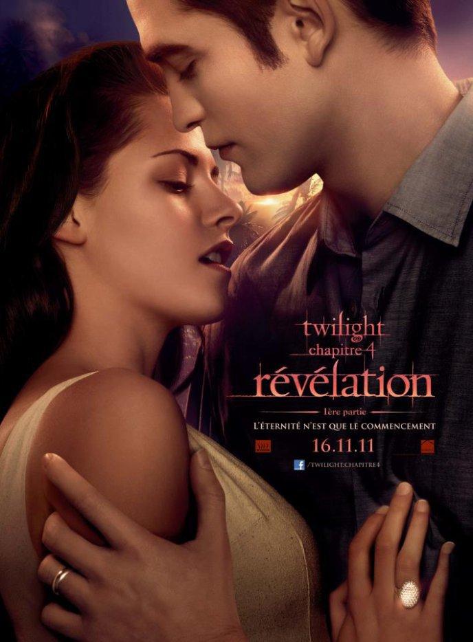 Affiche Edward et Bella