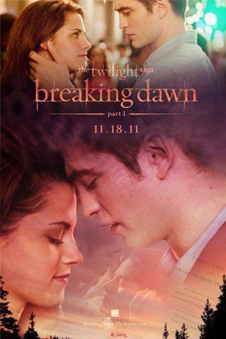 Edward et Bella Affiche